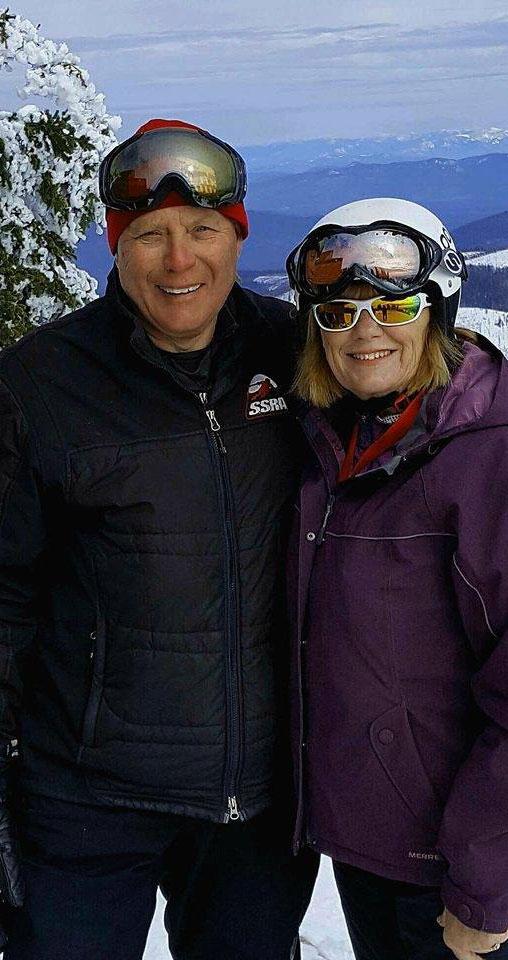 Gary Peck - Mt. Spokane Ski Patrol